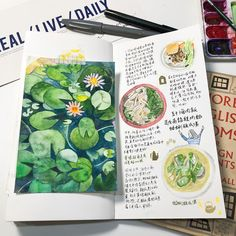 "207 Likes, 2 Comments - Vanessa Ho (@vanessa_watercolor) on Instagram: ""家家戶戶都在門口種上幾盆花。最後幾天吃了愛娣越南河粉、還有蛤蜊絲瓜湯讚。在越南吃的越南菜反而沒那麼讓人念念不忘。好吃好吃。河粉最重要的是湯,但她家的小菜也有加分,不過是台式小吃,醬油膏調得剛剛好…"""