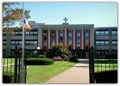 My high school.  Cardinal Dougherty