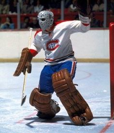 Hockey Shot, Hockey Goalie, Montreal Canadiens, Nhl, Sports Trophies, Goalie Mask, Masked Man, National Hockey League, Team Player