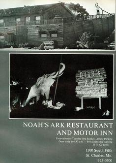 Noah's Ark Restaurant...
