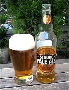 Marston's Strong Pale Ale, British Beer, English Beer, British Ale