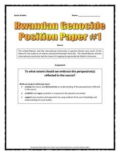 My English Essay World War One Wwi And Rubrics On Pinterest French Revolution Causes Position  Paper Essay And Rubric Thesis Statement For Education Essay also Learning English Essay Position Paper Essay A Smile Can Save A Life Essay Position Essays  Essays About English Language