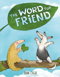 Delightful and heartwarming, this read-aloud performs like a welcoming embrace. – KIRKUS STARRED REVIEW New Children's Books, Book Club Books, Words With Friends, New Friends, Friendship Stories, Book Works, Friend Book, Learn A New Language, Second Language