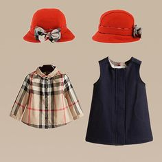 Fashion New Baby Girl's Spring Cloth Sets Bowknot Cashmere Hat/Cap+Check Long Sleeve Check Blouse Shirt +Vest Dress from Baby_wholesale,$23.04 | DHgate.com