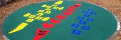 Resin Bound Playground Surfaces | Hopscotch - http://resinboundsurfacing-suds.co.uk/lancashire/