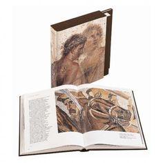 Livre d'art Énéide de Virgile illustrée par les fresques et les mosaïques antiques - Diane de Selliers, éditeur de livres d'art, achat en ligne