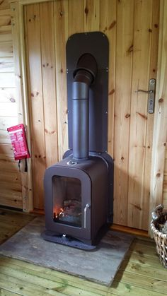 Vesta Stoves - British built contemporary wood burning stoves