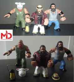 Custom Rumbler WWE The Wyatt Family pg22 | Wrestlingfigs.com WWE Figure Forums
