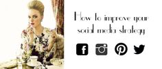 How to improve your social media strategy... http://www.happygirldesign.com