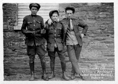 (L to R) UnidentifiedCo.Kerry 1922/23 – Photo: Cpt. Daniel Dennehy