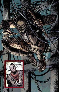 232 best yautja images alien vs predator comic art aliens