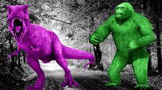 Dinosaur Vs Gorilla Fighting | Gorilla Cartoons For Children | Dinosaurs Movies For Children Rhymes https://youtu.be/EfJ6Cl_6FiY