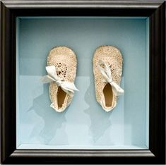 Creative Things To Do With Old Baby Shoes