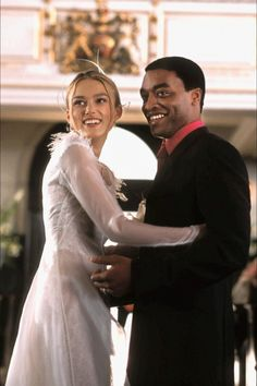 """Love Actually - The wedding scene was my inspiritation for """"all you need is love"""" at my wedding.  This movie is in my top 5 favorites."""