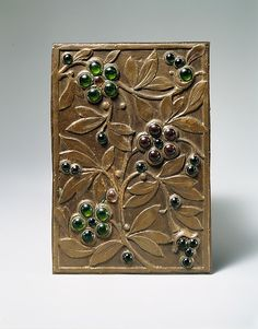 Plaque Designed by Louis Comfort Tiffany   Date: ca. 1905–20