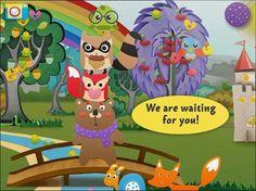 Creativium   iOS Kinder App