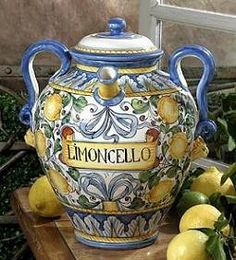 Limoncello jug love Limoncello but prefer it in Italy!!!!!!!!!