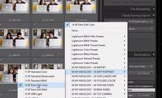 import-with-preset