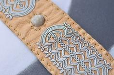 Lapland Bracelet - Decorated (Ann Skum Lindstrom) - SOURCE objects