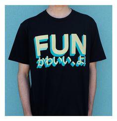 Fun Apparel - Blockbuster shirt Clothing Labels, Tees, Shirts, My Love, Mens Tops, Fun, Stuff To Buy, Clothes, Fashion