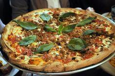 Patsy's pizzeria, NYC