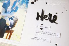 Here | by JINA B