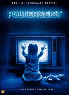 Poltergeist one of my favorites....R.I.P Heather O'Rourke you were a great young actress