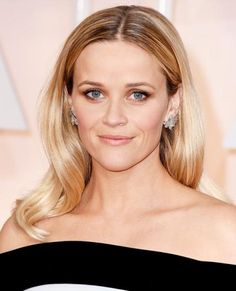 Oscar Beauty Looks - Reese Witherspoon from #InStyle