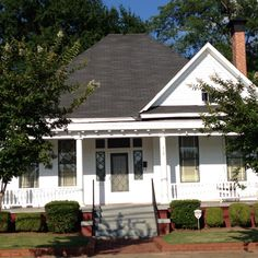 Martin Luther King Jr's house. Montgomery, AL