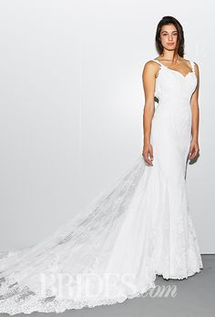 Brides.com: . Wedding dress by Ellis Bridals