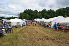Liberty Antiques Festival- Liberty NC-Savvy Southern Style: Liberty Antiques Festival Part One