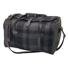 664784567755 Filson - New Arrivals  Wool Luggage  Small Wool Duffle Bag