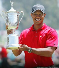 Tiger thanks for all the memories sad to see you fall. Woods shot a 6-over 76 in the second round and is 16 over and will miss the cut at the U.S open tournament. #yeg #golf #tigerwoods #edmonton #shpk #stalbert #leduc