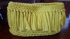 Crochet Bag (T-shirt yarn)