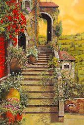 cuadros paisajes oleo pintura oleo