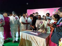 Participated in Prayer Day organised by Christian Council of Telangana CCT, upholding Swachh Bharat & Bangaru Telangana along with Shri Mahmood Ali ji, Deputy Chief Minister of Telangana, Shri Nayani Narasimha Reddy ji, Home Minister of Telangana, Shri Kalvakuntla Taraka Rama Rao - KTR ji, Hon'ble Minister for IT E&C, MAUD, Industries & Commerce, Mines & Geology, Public Enterprises and NRI Affairs Govt of Telangana, Shri Thegulla Padma Rao ji, Hon'ble Minister for Excise & Prohibition…