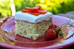Katerina's Tres Leches Cake Recipe
