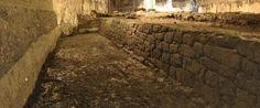 Trovato più grande bacino idrico Roma Imperiale...