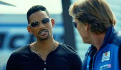 bd8a3d709df Loree Rodkin Hunter sunglasses by Sama Slate sunglasses worn by Will Smith  in FOCUS (2015