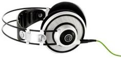 Amazon.com: AKG Q 701 Quincy Jones Signature Reference-Class Premium Headphones, Black: Electronics    Down to $250 and incredible