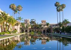 Balboa Park- San Diego