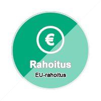 EU-rahoitus: Perehdytään eri rahoituslähteisiin. Badges, Passport, Chart, Self, Name Badges, Badge, Lapel Pins