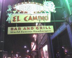 4) Casino El Camino - 517 E 6th St, Austin, TX 78701- tony Randell burger