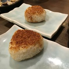 Yaki-onigiri. A whole new world just opened up for me.