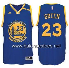 Nuevo camiseta Golden State Warriors 2016-2017 draymond green  23 azul 2229619e002