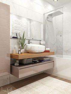 salle bain design original