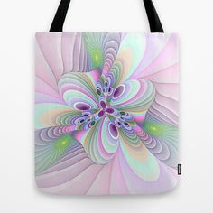 Fractal Come together by Gabiw Art as a high quality Tote Bag. Worldwide shipping available at Society6.com.