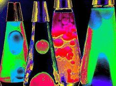 Lava Lamps are Groovy!