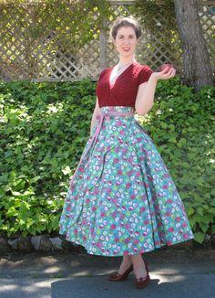 more than a circle skirt