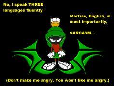 Marvin The Martian Cartoon Quotes | kadada.org